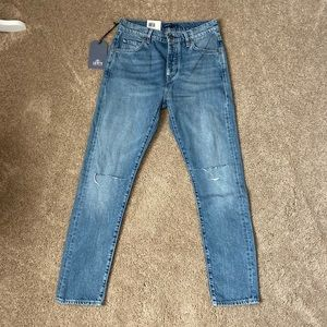 Levi's Jeans - Levis made & crafted slouchy taper jeans size 26